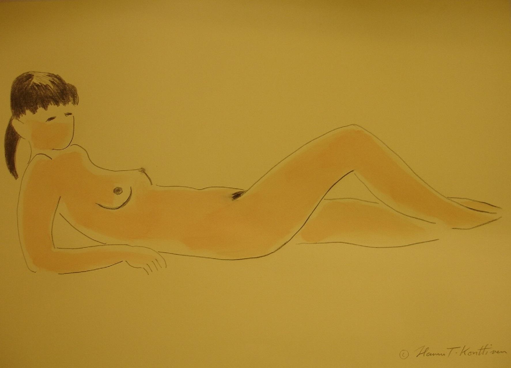 Croque 5-3   ,   100 x70 cm